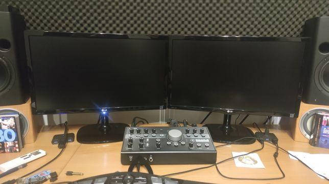 Monitores LG 22 polegadas IPS Full Hd