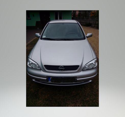 Opel Astra G II Hatchback - diesel 2.0 (74kW/101 KM) rok 2000