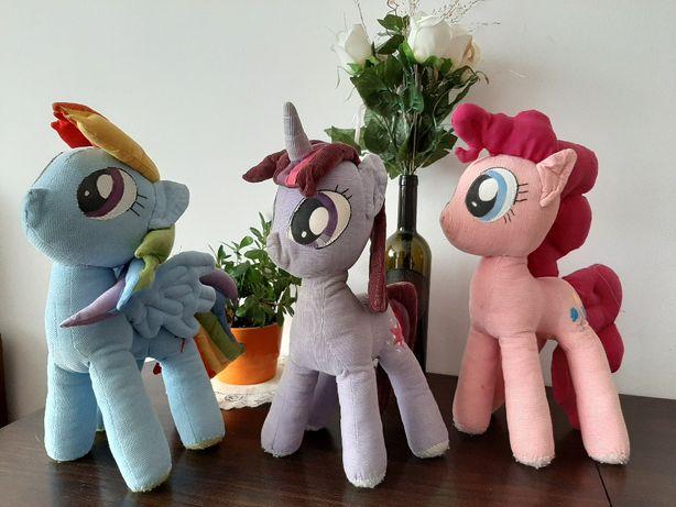 My Little Pony - 3 wyjątkowe maskotki