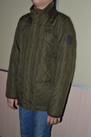 Regatta стеганая деми куртка мальчику оригинал