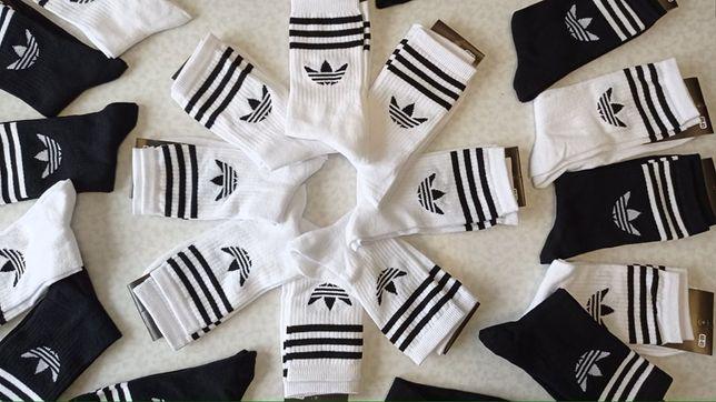 Акція!Носки спортивние/ шкарпетки спортивні Адидас, ОПТ