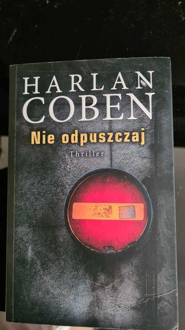 Książka Harlan Coben Nie odpuszczaj wyd.ALBATROS nowa