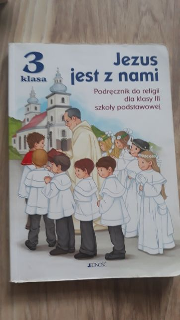 Podreczniki do religii kl.2,3,4,5 SP