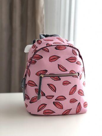 Новый стильный рюкзак с губками