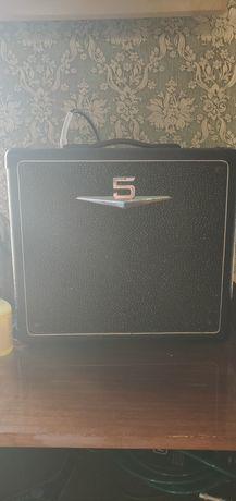Комбо усилитель - комбик Crate V58 ламповый
