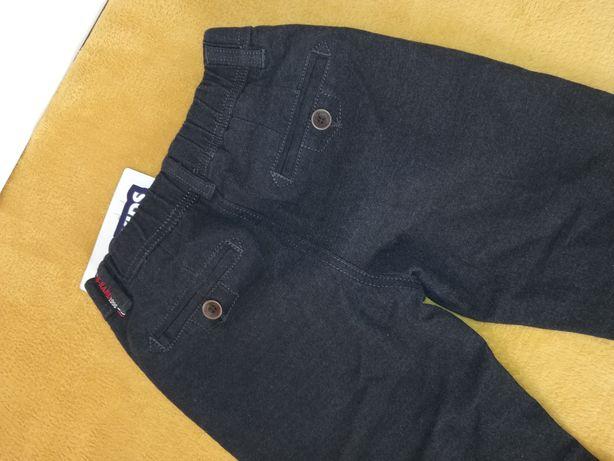Nowe spodnie 6 lat chłopiec