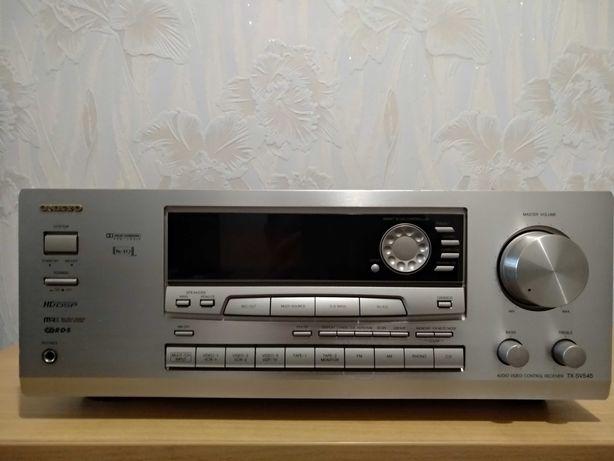 Ресивер Onkyo TX-SV545. 2х80. 6-16Ом.