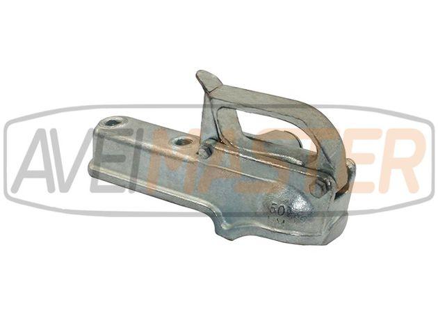 Cabeçote de Reboque 50mm Zincado - Ref. 690300