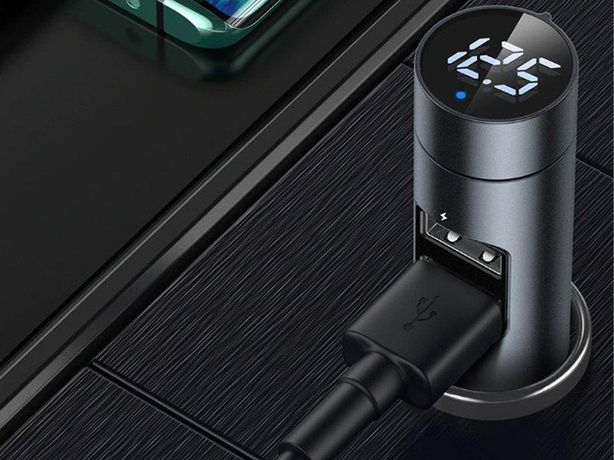 FM-трансмиттер модулятор Baseus с Bluetooth FM-передатчиком
