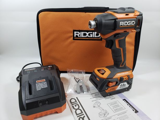 Ridgid R86038SB3 гайковерт R86038 + аккумулятор R840087 4.0Ah
