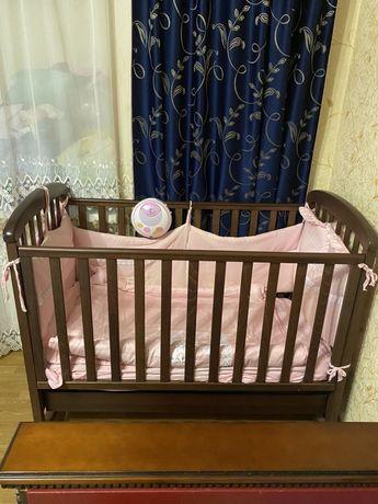 Дитяче ліжечко VERES «Соня»