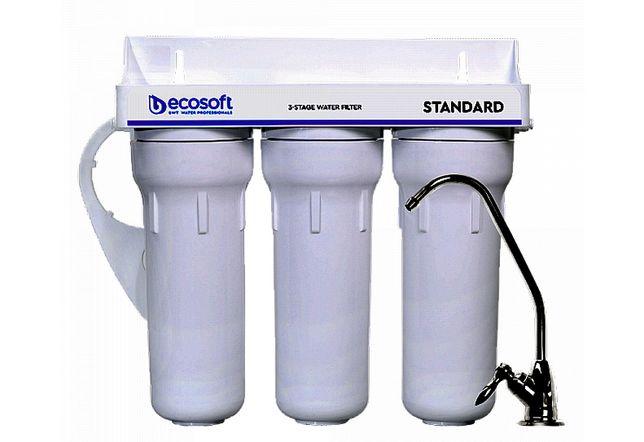 Система очистки Ecosoft Standard фильтр для воды