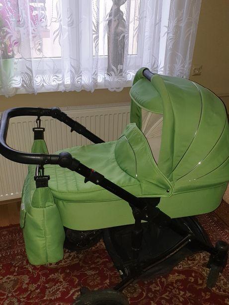 Wózek Bebetto pascal 3w1 w bardzo dobrym stanie