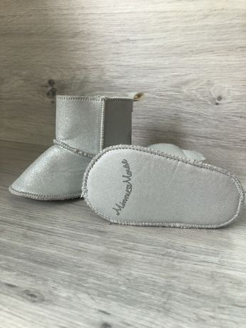 Пинетки сапоги ботинки