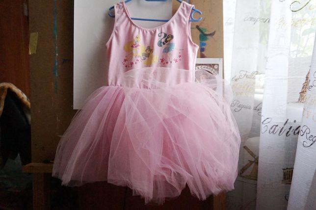 Платье балерины, платье на утренник из Диснейленда