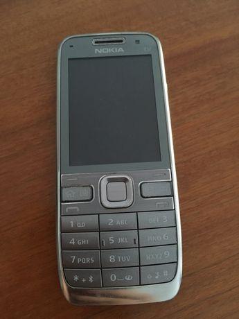 Nokia e52 originais novos modelo cinza/preto desbloqeados
