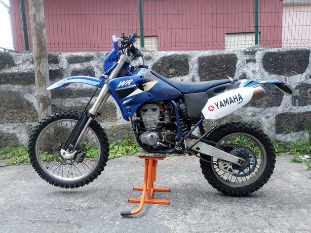 Yamaha WR 426 Matriculada