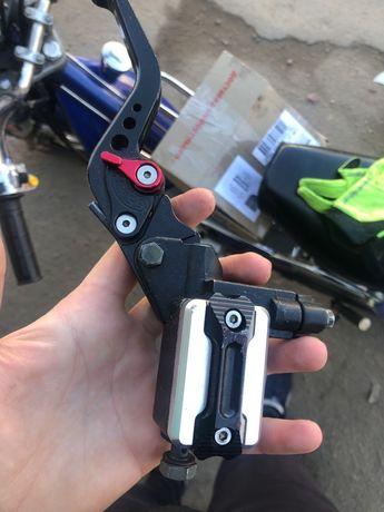 Yamaha BWS(slider aerox neos aprilia) разбор