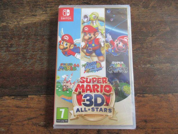 Gra Super Mario 3D All Stars Nintendo Switch