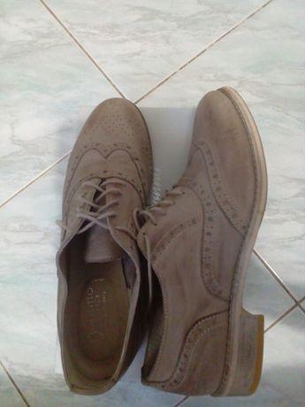 Ботинки, оксфорды