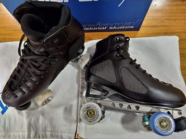 Vendo patins de patinagem artística