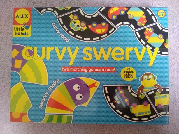 Curvy swervy