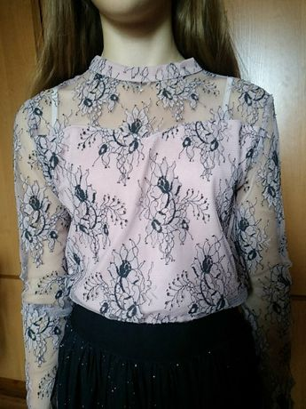 Блуза кофта на девочку