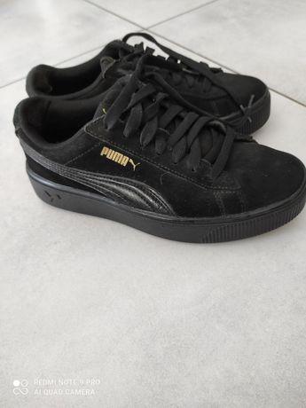 Buty puma czarne