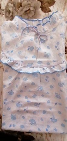 Camisas de dormir, vários modelos