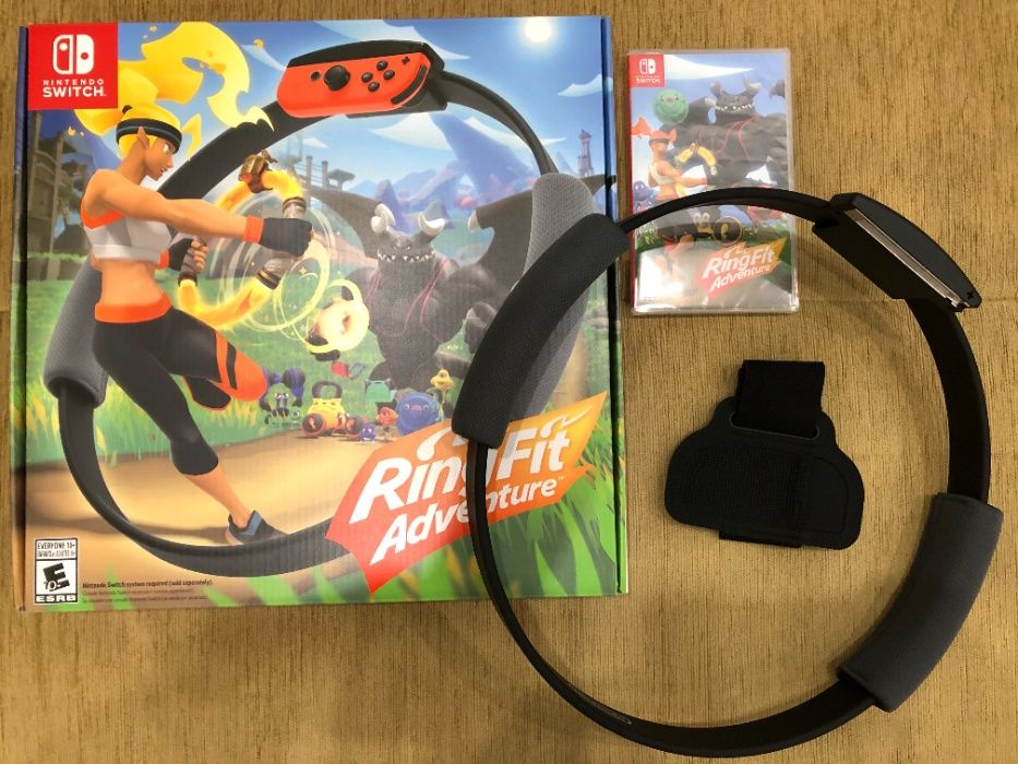 Ring Fit для Nintendo Switch Новий Днепр - изображение 1
