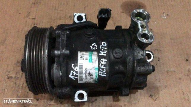Compressor Ar Condicionado A/C FIAT/ALFA Romeo Mito 1.3 Ref:1921f   51803075