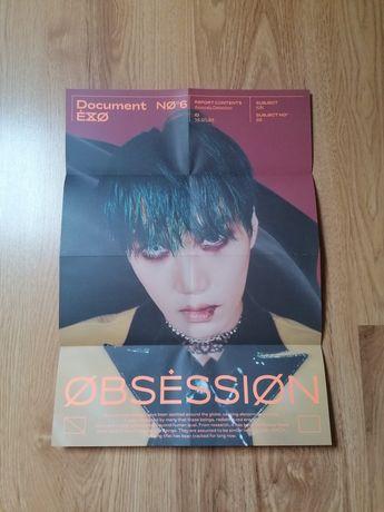 Plakat EXO obsession - Kai