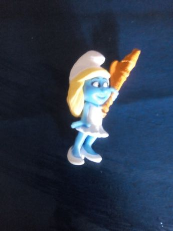 Boneco 11 - Smurf - McDonalds 2013