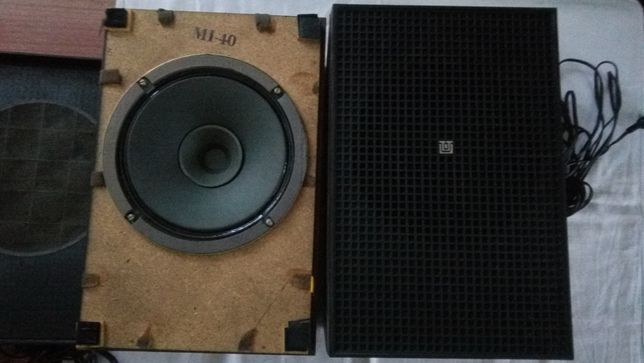 Unitra głośniki Vintage