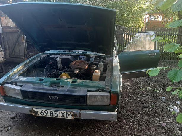 Запчастини форд таунус