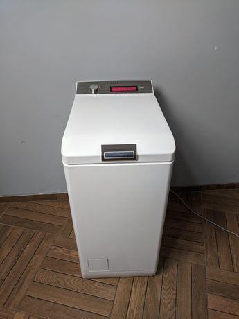 2В1 Стиральная машина с вертикальной загрузкой з парообробкою AEG