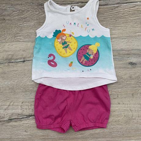 Комплект одежды для девочки 62см