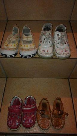 Buty r. 19 dziewczęce