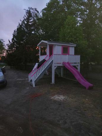 Place zabaw huśtawki