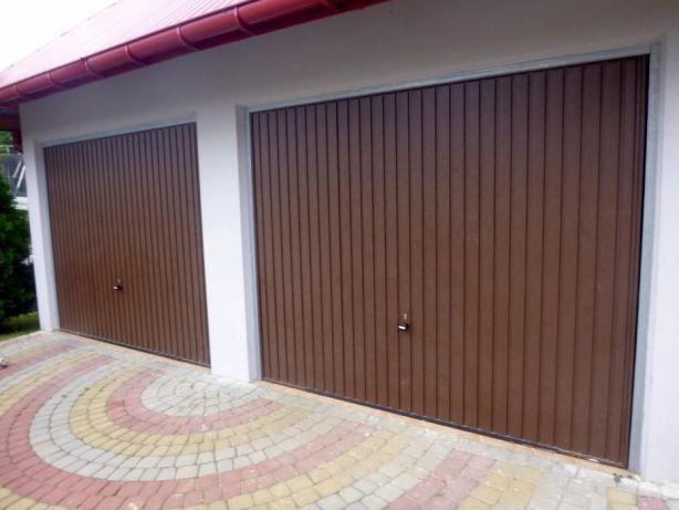 BRAMY garażowe uchylne BRAMA garażowa NA WYMIAR producent !!!