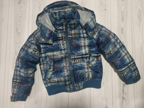 John Galliano оригинал, куртка на весну 4 года