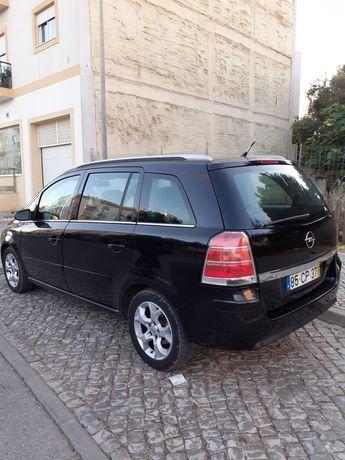 Opel zafira tdci 1.9