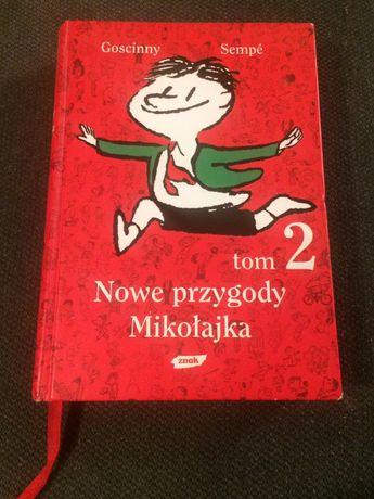 Goscinny Sempe Nowe przygody Mikolajka t 2