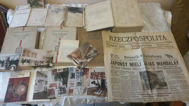 kolekcjonerskie książki gazety
