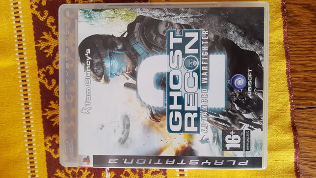 Gra PS3 Ghost Recon