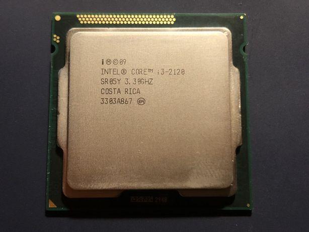 Процессор Intel i3-2120, 3.3 Ghz, сокет 1155