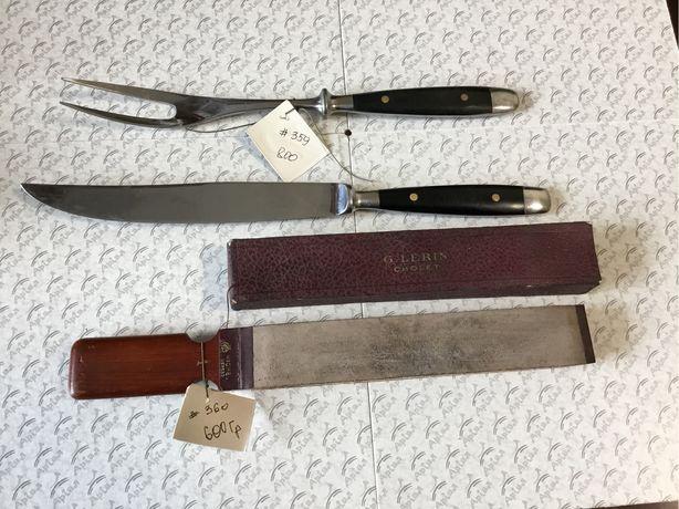 Разделочный нож WMF Ремннь для правки Michel derose