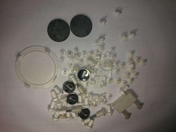 Мебельная фурнитура пластик и металл