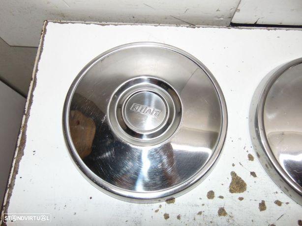 Fiat antigos tampões de roda