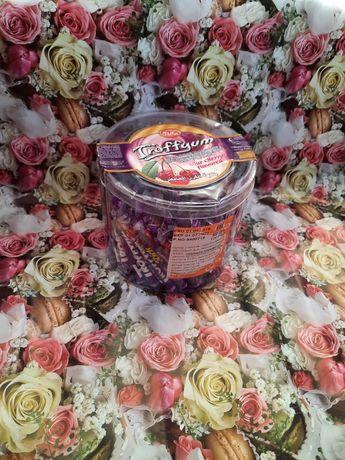 Жувальні цукерки Troffyum Stick